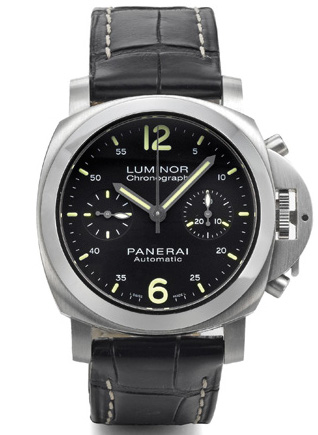 Часы Panerai Luminor Chronograph 40mm