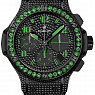 Часы Hublot Big Bang Black Fluo 41mm Ladies  341.sv.9090.pr.0922