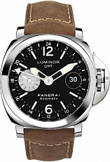 Часы Panerai Luminor GMT Automatic Acciaio
