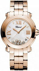 Часы Chopard Happy Sport Round Quartz 36mm Ladies