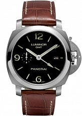 Часы Panerai Luminor 1950 3 Days GMT Automatic Acciaio - 44mm