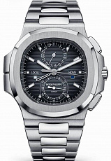 Часы Patek Philippe Nautilus Travel Time Chronograph 2019