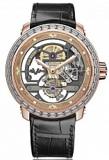 Часы DeWitt Twenty-8-Eight Skeleton Tourbillon High Jewellery