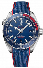 Часы Omega Special Series Olympic Games Collection Seamaster Planet Ocean 600 M Pyeongchang 2018