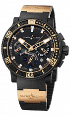 Часы Ulysse Nardin Black Sea Chronograph 353-90-3