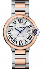 Часы Cartier Ballon Bleu 36mm Ladies