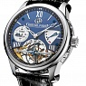 Часы Greubel & Forsey 30° Vision Double Tourbillon Blue