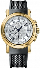 Часы Breguet Marine II Chronograph Yellow Gold