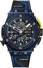 Часы Hublot Big Bang Unico Golf Blue Carbon 45 mm