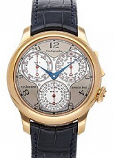 Часы F.P.Journe Centigraphe  Rose Gold 40мм