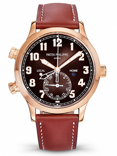 Часы Patek Philippe Calatrava Pilot Travel Time 5524R-001