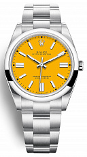 Часы Rolex Oyster Perpetual 41 mm Yellow Dial