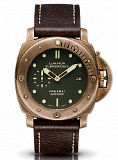 Часы Panerai Luminor Submersible 1950 Bronzo Limited Edition  PAM00382