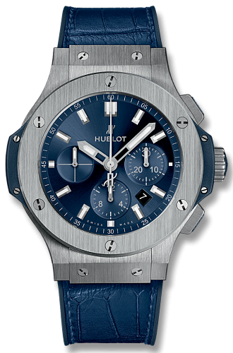 Часы Hublot Big Bang 44mm Steel Blue