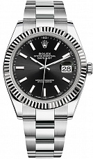 Часы Rolex Oyster Perpetual Datejust 41mm Black Dial 126334