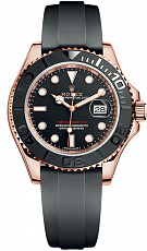 Часы Rolex Yachtmaster Rose Gold 40 mm