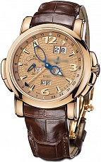 Часы U.N. GMT ± Perpetual Limited Edition