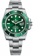 Часы Rolex Submariner Date Green Hulk 116610LV 2020