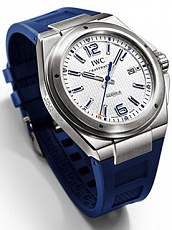 Часы IWC Mission Earth Plastiki Limited Edition 1000