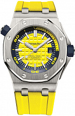 Часы Audemars Piguet Royal Oak Offshore Diver Yellow