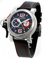 Часы Graham Chronofighter R.A.C. Trigger Graphite Rush