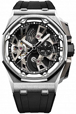 Часы Audemars Piguet Royal Oak Offshore Tourbillon Chronograph 25th Anniversary