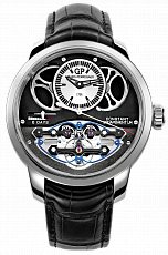 Часы Girard Perregaux Bridges Constant Escapement 93505-21-631-BA6E