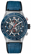 Часы Tag Heuer Carrera Automatic Chronograph 43mm