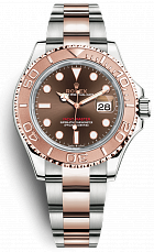 Часы Rolex Yacht Master 40mm Steel Everose 126621