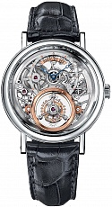Часы Breguet Tourbillon Messidor Platinum