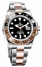 Часы Rolex GMT-Master Two Tone Rootbeer 2020 126710CHNR