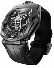 Часы Urwerk UR-210 AlTiN Limited Edition