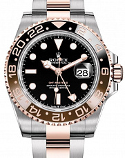 Часы Rolex GMT-Master Two Tone Rootbeer 2020