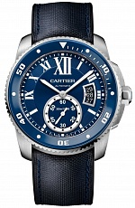 Часы Cartier de Calibre Diver Blue