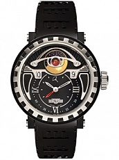 Часы De Witt Triple Complications GMT3