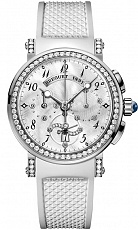 Часы Breguet Marine Lady Chronograph White Gold