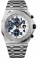 Часы Audemars Piguet Royal Oak Offshore Navy Steel