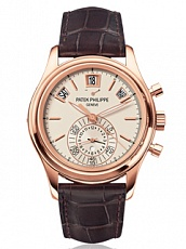 Часы Patek Philippe Annual Calendar Chronograph Rose Gold