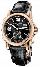 Часы UN Dual Time Rose Gold