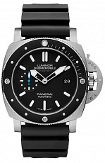 Часы Officine Panerai Luminor Submersible 1950 Amagnetic 3 Days Automatic Titanio 47 ММ PAM01389