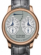 Часы F.P.Journe Chronometre a Resonance Rose Gold