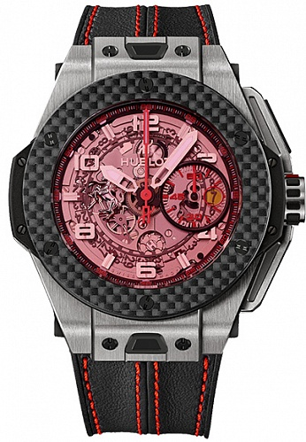 Часы HUBLOT BIG BANG UNICO FERRARI 45MM
