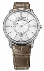 Часы Harry Winston Midnight Moon Phase 39mm MIDQMP39WW002