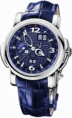 Часы UN GMT +/- Perpetual 42mm Limited Edition Blue