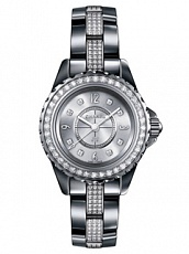 Часы Chanel J12 Chromatic Diamonds 33 mm