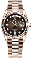 Часы Rolex Oyster Perpetual Day-Date 36 mm Everose Gold
