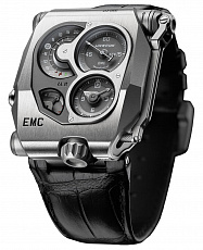 Часы URWERK EMC TITANIUM AND STEEL