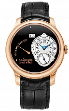 "Часы F.P.Journe Octa Réserve de Marche ""Black Label"" Rose Gold"