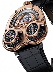 Часы MB&F Horological Machines No.3 MegaMind